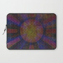 Surya Invocation (Sun) - Magick Square Yantra Tantra Laptop Sleeve