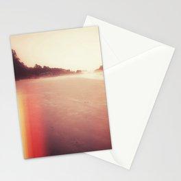 Technicolor Beach Dreams 2 Stationery Cards
