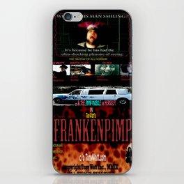 Frankenpimp (2009 ) - 'Original Worldwide Movie Poster' iPhone Skin
