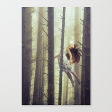 Let me go Canvas Print