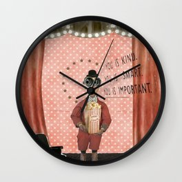 _YOU Wall Clock