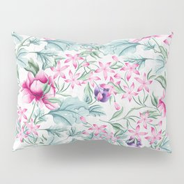 Floral Pattern 3 Pillow Sham