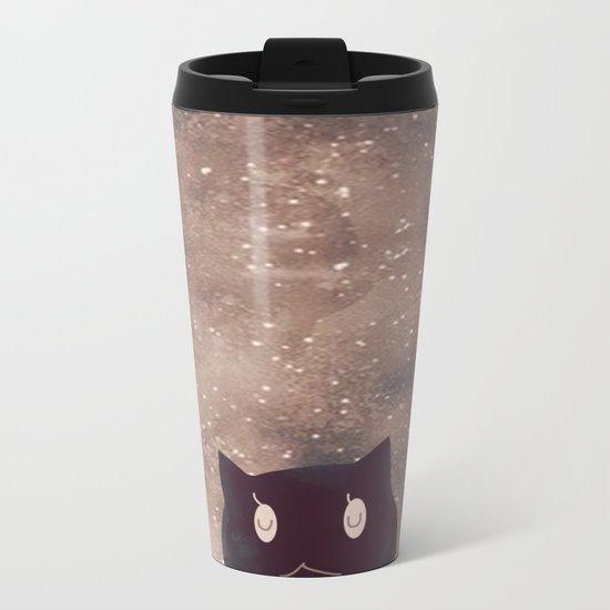 cat-14 Metal Travel Mug