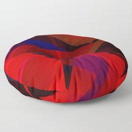 Algorithmically Pretending Floor Pillow