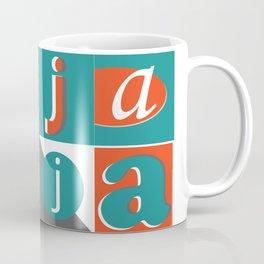 Bajaja Typo Coffee Mug