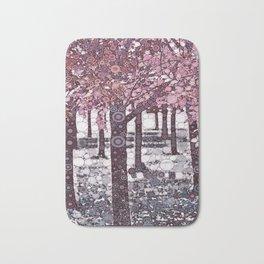:: Girl Trees :: Bath Mat