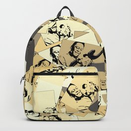 il re pattern Backpack