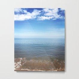 Seaham Beach 1 Metal Print