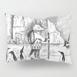 Antarctic explorer Pillow Sham