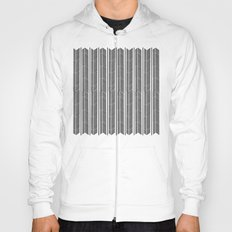 Herringbone Stripe Hoody