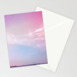 the sky + the sound Stationery Cards
