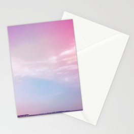the sky + the sound Stationery Cards