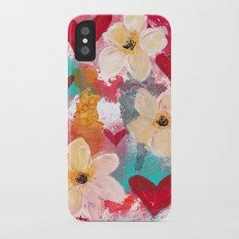 BOHO DELIGHT iPhone Case