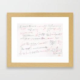 BCR #047 Framed Art Print