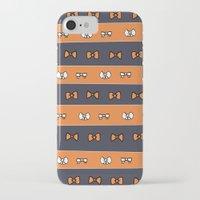 haikyuu iPhone & iPod Cases featuring Haikyuu!! Karasuno Bows by InkyThoughts