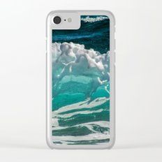 Crash me outside Clear iPhone Case