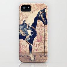Vintage Horse  Slim Case iPhone (5, 5s)