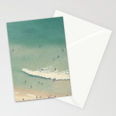 beach love II - Nazare Stationery Cards
