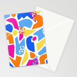 Let's get LOUD! Stationery Cards