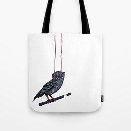 Athene Noctua Tote Bag