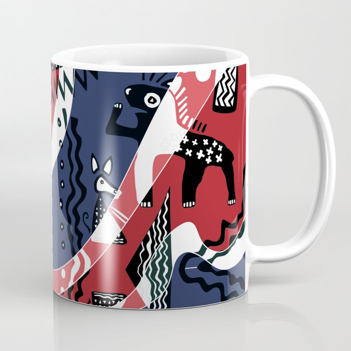 Soul Of the Dream Desert (Red River Edition) Coffee Mug