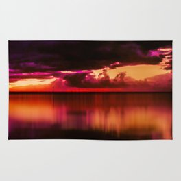 Another Place at Sunset Rug