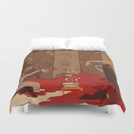FETISH DECO Duvet Cover