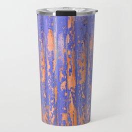 Chippy Corrugated Wall Travel Mug