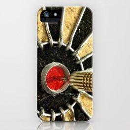 Bullseye. iPhone Case
