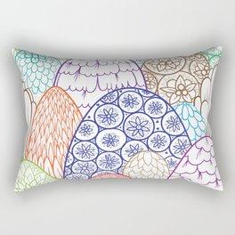 Abstract Nature 12 Rectangular Pillow