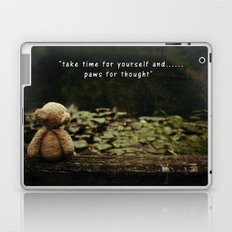 Paws for Thought Laptop & iPad Skin