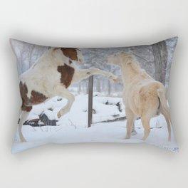 Arguments Rectangular Pillow