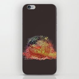 Armored Heart iPhone Skin