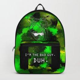 Bad Guy  Backpack