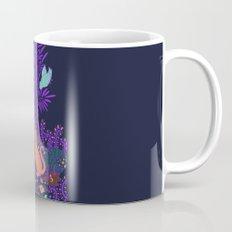 Purple Tree Mug