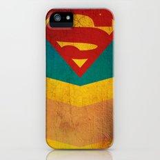 Supergirl iPhone (5, 5s) Slim Case