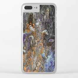 CULTURE CLASH Clear iPhone Case