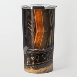 The Clarinet and the Concertina Travel Mug