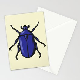 Scarab Stationery Cards