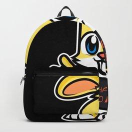 I Hate People Backpack