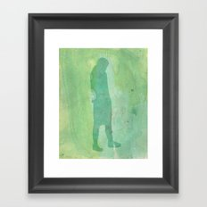 I Will Framed Art Print