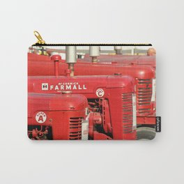 Red Tractors Carry-All Pouch