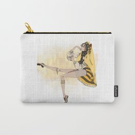 Yellow Milan Carry-All Pouch