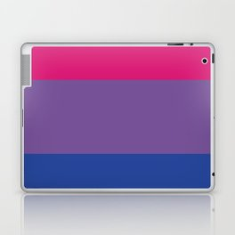 Bisexual Pride Laptop & iPad Skin