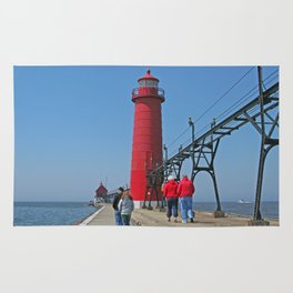Lighthouse Walk Rug