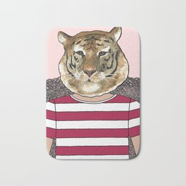 Tito the Tiger Bath Mat
