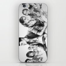 zombones iPhone & iPod Skin