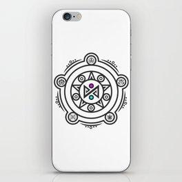 Myrolit Rune Logo iPhone Skin