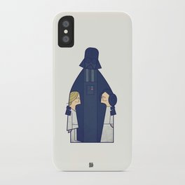 May the Love be with you iPhone Case
