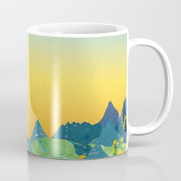 """The Journey Begins (from the book, """"You, the Magician"""") Coffee Mug"""